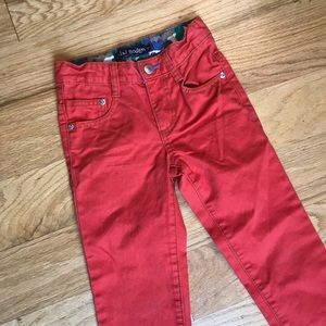 2d14e50ee Mini Boden Bottoms | Sale Baby Boy Jeans 36mo Plaid Cuff | Poshmark